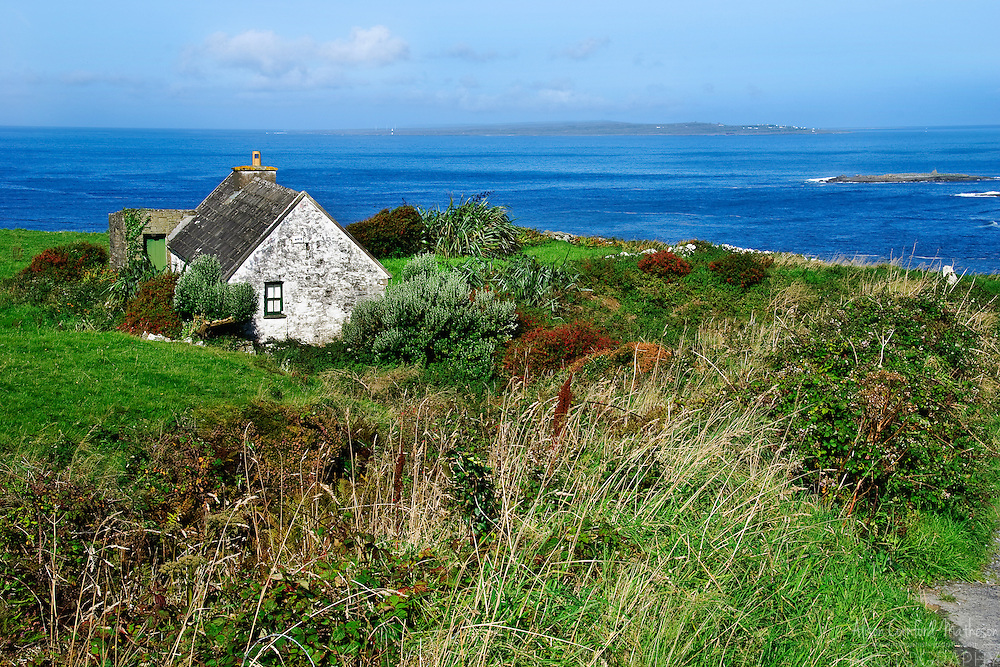 Rural Houses in Doolin, Ireland