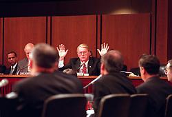 Sen. Jim Bunning (Credit Image: The Washington Times/ZUMAPRESS.com)