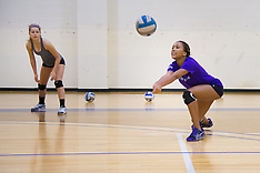 Girl's Volleyball Camp