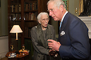DRU HEINZ; THE PRINCE OF WALES, Everyman 25th Anniversary party, Spencer House. St. James' Place. London. SW1. 26 October 2016