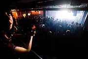 Crowd shot at club night- Wax On @Stylus/ Leeds University Union.