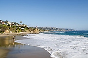 Sunny Afternoon in Laguna Beach California