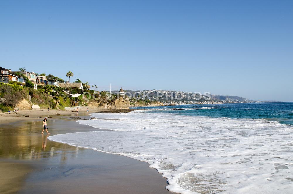 Sunny Afternoon in Laguna Beach California