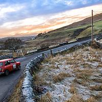 Car 23 Alex Geigy / Carl-Gustav Mez - British Leyland Mini 1000