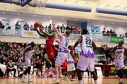 - Photo mandatory by-line: Dougie Allward/JMP - 25/02/2017 - BASKETBALL - SGS Wise Arena - Bristol, England - Bristol Flyers v London Lions - British Basketball League