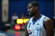 Mitchell Tony delusione, RED OCTOBER CANTU' vs DOLOMITI ENERGIA TRENTINO, 2°giornata Campionato Lega Basket Serie A 2018/2019, PalaDesio 14 ottobre 2018 - FOTO: Bertani/Ciamillo