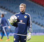 Scott Bain on Scotland duty at Hampden <br />  <br />  - &copy; David Young - www.davidyoungphoto.co.uk - email: davidyoungphoto@gmail.com