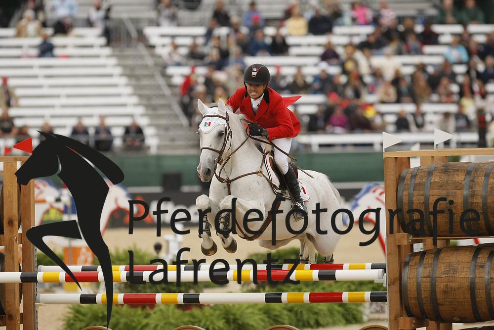 PIZARRO Nicolas, Crossing Jodan<br /> Kentucky - Alltech FEI WEG 2010<br /> /