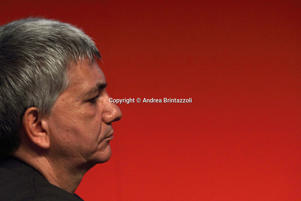 Riccione 25 Gennaio 2014 - 2&deg; Congresso Nazionale Sinistra Ecologia Liberta' - SEL<br /> Nichi Vendola