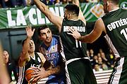 20180917/ Nicolas Celaya - adhocFOTOS/ URUGUAY/ MONTEVIDEO/ PALACIO PE&Ntilde;&Aacute;ROL/ Uruguay vs Mexico durante un partido de la segunda ronda del Grupo E, dentro las eliminatorias para el Mundial de Basket China 2019 en el Palacio Pe&ntilde;arol, Montevideo.  <br /> En la foto: Uruguay vs Mexico durante un partido de la segunda ronda del Grupo E, dentro las eliminatorias para el Mundial de Basket China 2019 en el Palacio Pe&ntilde;arol, Montevideo. Foto: Nicol&aacute;s Celaya /adhocFOTOS