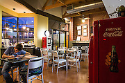 Roy's Station Coffee & Teas in Japantown of San Jose, California, on September 16, 2014. (Stan Olszewski/SOSKIphoto for Content Magazine)