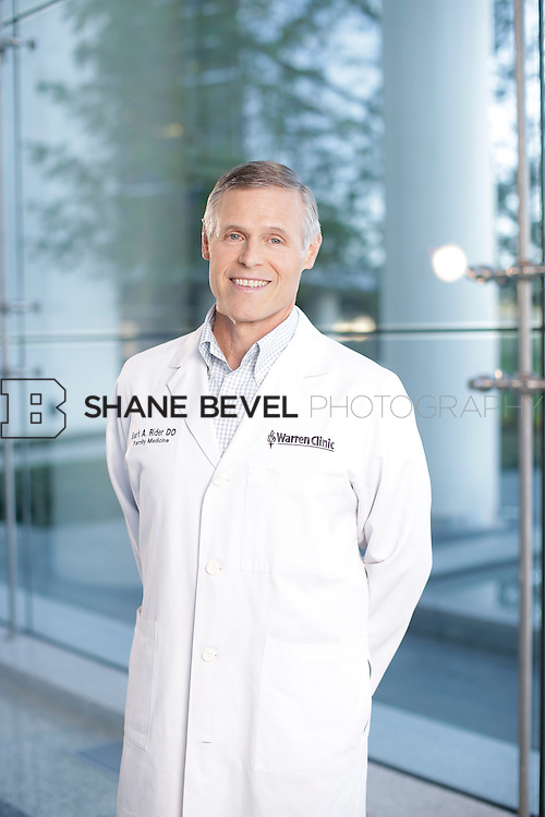 10/21/16 9:45:18 AM --  Dr. Bart Rider, DO with Warren Clinic. <br /> <br /> Photo by Shane Bevel