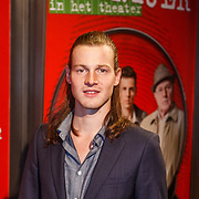 NLD/Amsterdam/20130107 - Premiere toneelstuk Baantjer, Guido Spek