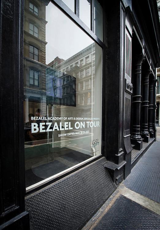 Bezalel On Tour New York City