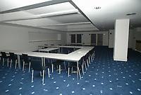 PORTO-16 NOVEMBRO:PRESS ROOM (sala de imprensa) do Est‡dio do Drag‹o; jogo entre o F.C.Porto e o F.C.Barcelona 16-11-03 21:00 no est‡dio do Drag‹o.<br />(PHOTO BY: AFCD/JOSƒ GAGEIRO)