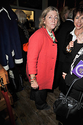 ROSIE BOYCOTT at the gala night party of Losing It staring Ruby Wax held at he Menier Chocolate Factory, 51-53 Southwark Street, London SE1 on 23rd February 2011.