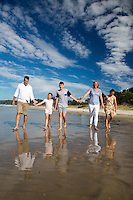 jenkins family photos at matarangi on the coromandel peninsula on a stunning sumer afternoon by felicity jean photography coromandel photographer a collection of family portrait photos taken on the Coromandel by Felicity Jean Photography authentic, candid & natural portrait images of families having fun