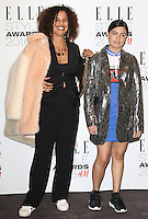 Neneh Cherry, ELLE Style Awards 2016, Millbank London UK, 23 February 2016, Photo by Richard Goldschmidt
