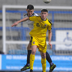 TELFORD COPYRIGHT MIKE SHERIDAN 5/3/2019 - Ross White of AFC Telford during the National League North fixture between AFC Telford United and Darlington at the New Bucks Head Stadium