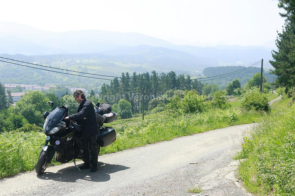 Village de Guernica, Pays Basque, Espagne // Gernica village, Basque country, Spain