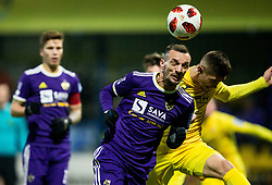 Jasmin Mesanovic of NK Maribor during football match between NK Domzale and NK Maribior in 18th Round of Prva liga Telekom Slovenije 2018/19, on November 11, 2018 in Sportni Park, Domzale, Slovenia. Photo by Vid Ponikvar / Sportida
