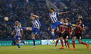 Brighton & Hove Albion v Bournemouth 10/04/2015