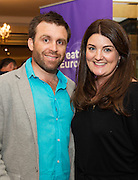 To celebrate 25 Years of MEDIA, The Creative Europe MEDIA Office Galway held the&nbsp;Creative Europe&nbsp;MEDIA Co-Production Dinner&nbsp;in Hotel Meyrick&nbsp;on Thursday the 7th of June as part of The&nbsp;Galway Film Fleadh.&nbsp;<br /> At the event was Cathal &Oacute; Cuaig - R&uacute;nda films an d<br /> Loretta N&iacute; Ghabh&aacute;in - Lorg Media.<br /> The networking dinner gives Fleadh goers&nbsp;privileged access to the world's leading film Financiers and a fantastic&nbsp;opportunity to network with European Producers and Film Fair Financiers. &nbsp;Creative Europe MEDIA Office Galway offers comprehensive information on the European Union's Creative Europe Programme, offering advice, support and information on Creative Europe funding support for the audiovisual industries including film, television and games.&nbsp; The regional office is also available to respond to queries by phone or email.&nbsp; In addition to providing one-to-one advice sessions and events throughout the year. &nbsp;<br /> <br /> For further information contact Eibhl&iacute;n N&iacute; Mhunghaile on 091 770728 or via email on&nbsp;eibhlin@creativeeuropeireland.eu&nbsp;<br />  Photo: Andrew Downes XPOSURE