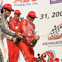 2009 INDYCAR RACING MILWAUKEE