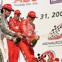 2009 INDYCAR RACING MILWAUKEE