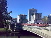 Padova, Italia scenery