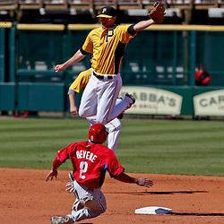 03-04-2013 Philadelphia Phillies at Pittsburgh Pirates