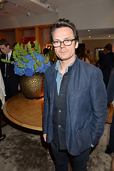 LUKE IRWIN at a party to celebrate the 30th anniversary of Linley held at Linley, 60 Pimlico Road, London on 3rd May 2016.