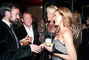 EVGENY LEBEDEV; MATTHEW FREUD; ELIZABETH MURDOCH; Kirsty BertorELLI,, Natalia Vodianova and Lucy Yeomans co-host The Love Ball London. The Roundhouse. Chalk Farm. 23 February 2010.  To raise funds for The Naked Heart Foundation, a children's charity set up by Vodianova in 2005.<br /> EVGENY LEBEDEV; MATTHEW FREUD; ELIZABETH MURDOCH; Kirsty BertorELLI,, Natalia Vodianova and Lucy Yeomans co-host The Love Ball London. The Roundhouse. Chalk Farm. 23 February 2010.  To raise funds for The Naked Heart Foundation, a childrenÕs charity set up by Vodianova in 2005.