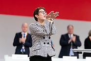CDU Parteitag 2018 Hamburg