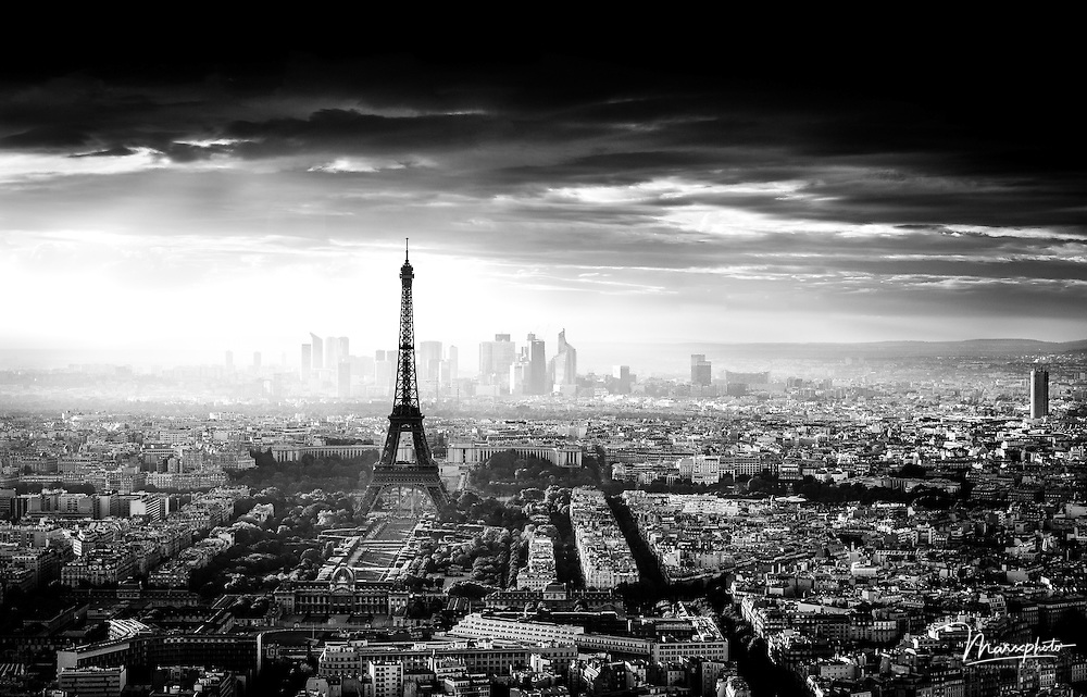 A selection of cityscapes from around the world.