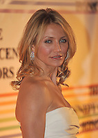 Cameron Diaz arriving at The 30th Kennedy Center Honors, in Washington, DC , December 2, 2007.  The 2007 honorees are pianist Leon Fleisher, actor Steve Martin, Ross, film director Martin Scorsese and musician Brian Wilson.