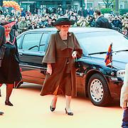 NLD/Amsterdam /20130413 - Heropening Rijksmuseum 2013 door Koningin Beatrix, Koningin Beatrix