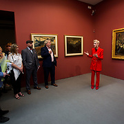 """18.05.2018.          <br /> More than 500 people attended the flagship event of the inaugural Unwrap LSAD Fashion Festival in Limerick.<br /> <br /> Pictured at the event was Anne Melinn, LSAD Fashion Programme Leader.<br /> <br /> The Limerick School of Art & Design, LIT, Fashion Design Graduate Exhibition and launch of the """"The Fashion Film"""" at Limerick City Gallery of Art, in partnership with EVA International, attracted hundreds of people from the world of fashion. <br /> <br /> A total of 27 fashion graduates presented their designs alongside the specially commissioned film by fashion stylist and creative director Kieran Kilgallon and videographer Albert Hooi. Picture: Alan Place"""