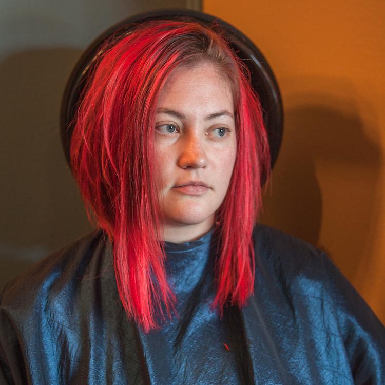 Melissa Reid at Inspirations Hair Salon in mid-town Anchorage  jrandmr@gci.net