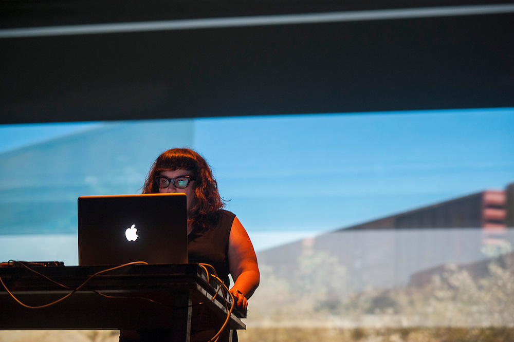 Nelly-Eve Rajotte (CA), A vision 1, Monument National, Montreal, 30 mai 2012.