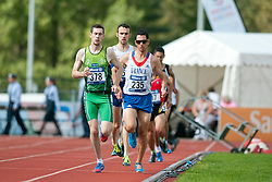 Michael McKillop, RADIUS Louis, 2014 IPC European Athletics Championships, Swansea, Wales, United Kingdom