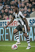 Vurnon Anita (Newcastle United) during the EFL Cup 4th round match between Newcastle United and Preston North End at St. James's Park, Newcastle, England on 25 October 2016. Photo by Mark P Doherty.
