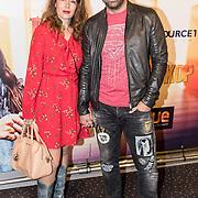 NLD/Hilversum/20171019 - Film premiere  Pestkop, Peter Post en .......