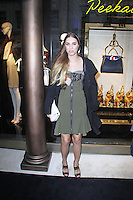 Amber Le Bon, Fendi - Store Launch Party, New Bond Street, London UK, 01 May 2014, Photo by Brett D. Cove
