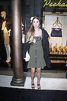 Amber Le Bon, Fendi - Store Launch Party, New Bond Street, London UK, 01 May 2014, Photo by Brett D. Cove