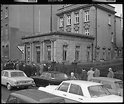 Bank Raid at Arran Quay.03/04/1970