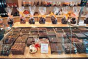 Belgie, Brussel, 5-7-2007Bonbonnerie.suiker, cacao, bonbon, delicatessenFoto: Flip Franssen/Hollandse Hoogte