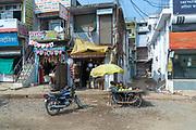 Street life in Jabalpur, Madhya Pradesh, India.