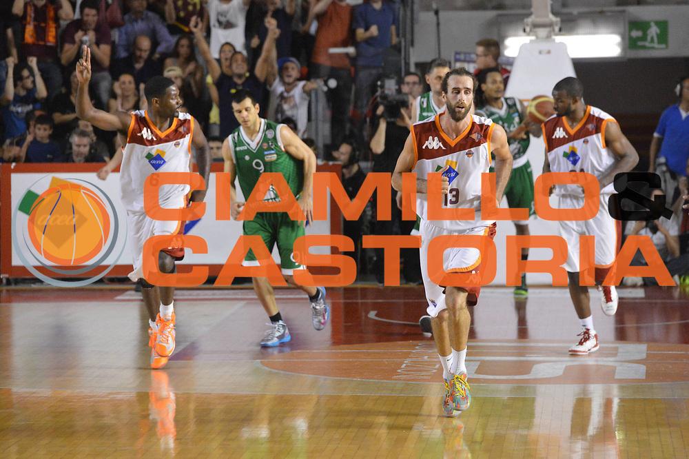 DESCRIZIONE : Roma Lega A 2012-2013 Acea Roma Montepaschi Siena  playoff finale gara 2<br /> GIOCATORE : Luigi Datome<br /> CATEGORIA : Controcampo<br /> SQUADRA : Acea Roma<br /> EVENTO : Campionato Lega A 2012-2013 playoff finale gara 2<br /> GARA : Acea Roma Montepaschi Siena <br /> DATA : 13/06/2013<br /> SPORT : Pallacanestro <br /> AUTORE : Agenzia Ciamillo-Castoria/GiulioCiamillo<br /> Galleria : Lega Basket A 2012-2013  <br /> Fotonotizia : Roma Lega A 2012-2013 Acea Roma Montepaschi Siena  playoff finale gara 2