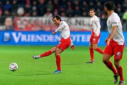 23-11-2019 NED: FC Utrecht - AZ Alkmaar, Utrecht<br /> Round 14 / Joris van Overeem #8 of FC Utrecht